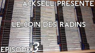 [LeCoinDesRadins #003] 5 jeux bons et pas (encore) chers sur Playstation 2 !