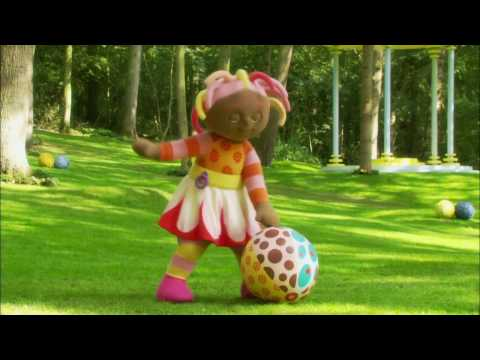 In the Night Garden - Long Distance Ball Game | Full Episode