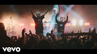 Clementino - Hola! (Live) ft. Nayt
