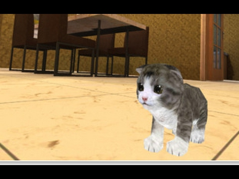 Kitten Cat Simulator 3D - best app videos for kids