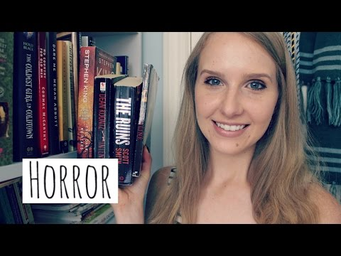 FAVORITE HORROR NOVELS!