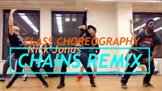 Chains Remix by Nick Jonas ft. Jhene Aiko CHOREOGRAPHY l @pearriehammie