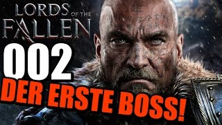 Lords of the Fallen Gameplay German PS4 Part 2 | Let