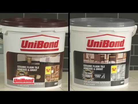Key Features And Benefits Unibond Floor Tiling Youtube