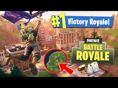 NEW FORTNITE MAP UPDATE!! (Fortnite Battle Royale)