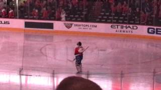 Goalie Porn - HoltBeast game warm up and Anthem shuffle
