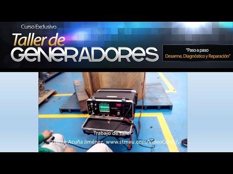Como Reparar Un Generador Eléctrico En Forma Correcta. thumbnail