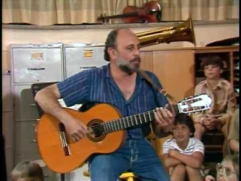 Sharon Lois And Bram: The Rooster Song