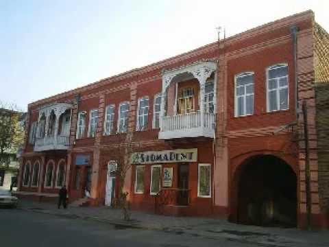 Gence City ( western Azerbaijan)  -Old Capital of Azerbaijan