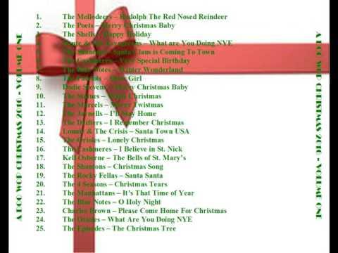 A Doo Wop Christmas # 1 - YouTube
