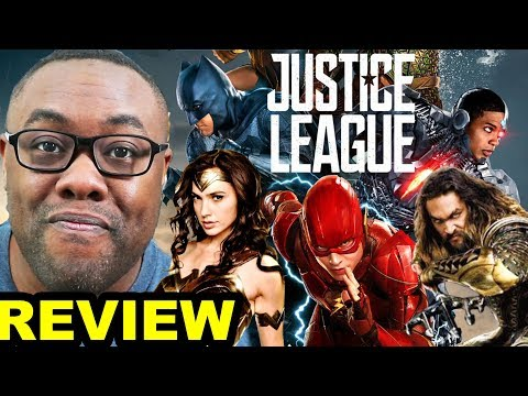 JUSTICE LEAGUE – Movie Review (No Spoilers) | Andre Black Nerd