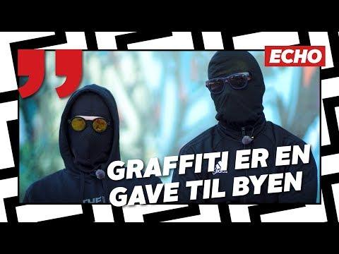 Graffiti-gruppe Har Overmalet 200 S-tog