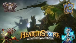 Hearthstone (Gameplay) - Kobolds & Catacombs - Control Warlock - I MESSED IT UP!