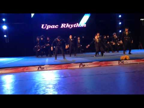 Upac Rhythm Panthers - Open Hip Hop - CS Chile Brands Final Metropolitana 2013