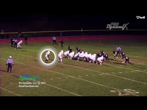 Johnny Martin Freshman Highlights