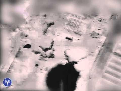IDF Targets Hamas Terror Base in Deir Al-Balah