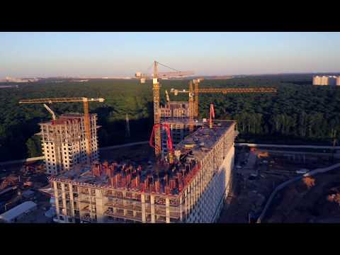 Первый московский город-парк 2019