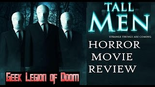 Video TALL MEN ( 2016 Dan Crisafulli ) aka CUSTOMER 152 Slenderman ish Horror Movie Review download MP3, 3GP, MP4, WEBM, AVI, FLV November 2017