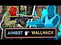 AIMBOT VS WALLHACK! TEST CHEATÓW w CS! JACOB CSGO