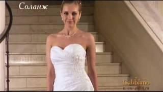 видео Свадебные платья с заниженной талией