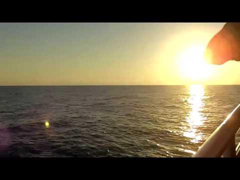 Destin, FL Boat Ride - Sunset