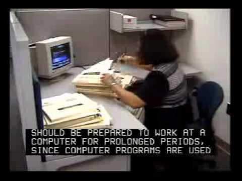 Health Information Technician Job Description - YouTube