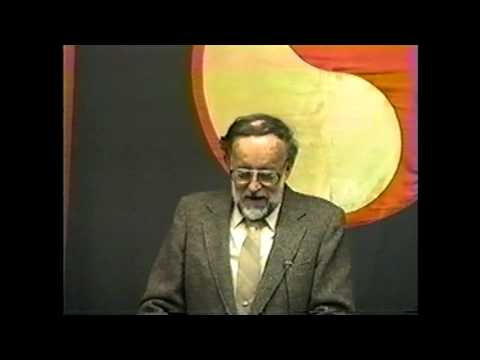 "Technocracy: ""It's the Stupid Economy"" - (1994)"