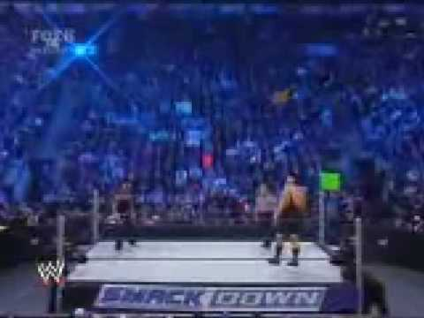 26-12-2008 Smackdown Jeff Hardy VS Big...