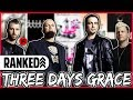 Every Three Days Grace Album Ranked WORST To BEST mp3