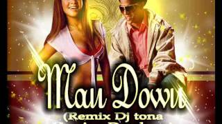 Hombre Caído (Version Dembow) - Rihanna Ft Tego Calderon - DJ tona