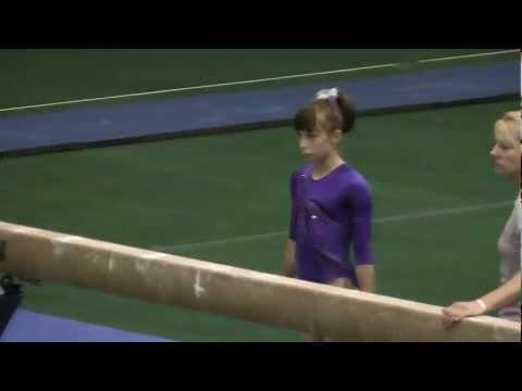 daytona beach gymnastics meet 2013 spike