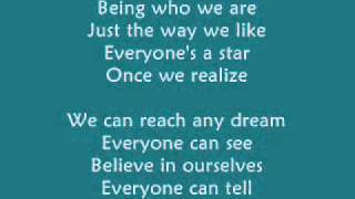 Bratz Genie Magic - The Way We Shine Lyrics