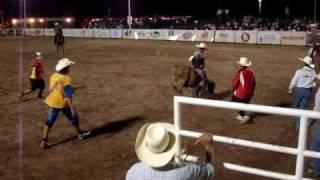 Rodeo Infantil 1, vakeros com