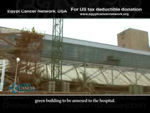 Dr. Hesham Hamouda, board member of Egypt Cancer Network, USA