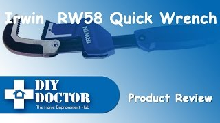 Irwin RW58 quick pipe wrench