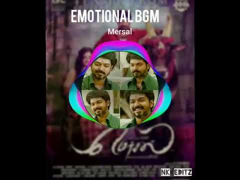 Mersal Emotional BGM WhatsApp Status