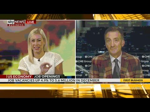 Larry Shover - SKY NEWS BUSINESS Australia - 02/09/16