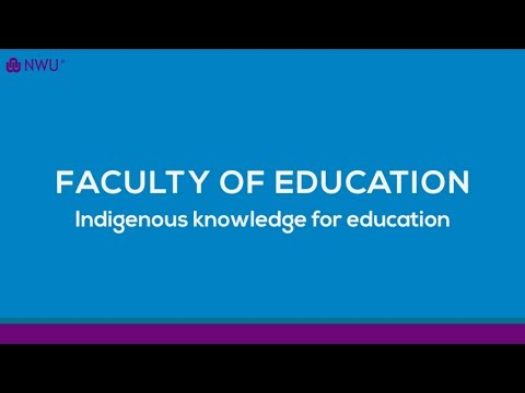 BUAtv: Faculty focus - Indigenous knowledge for education