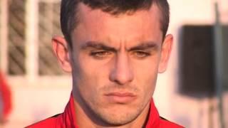 Liviu Floricel - căpitan Sporting Roșiori