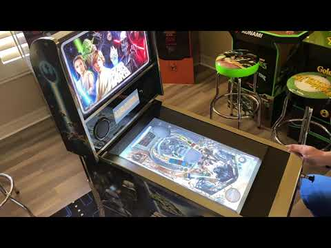 Star Wars Arcade1up Pinball A New Hope Table: Extended Play from Kelsalls Arcade