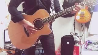 久しぶりの投稿です! 今回はBUMP OF CHICKENの孤独の合唱を弾いてみま...