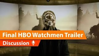 HBO's Watchmen TV Series Discussion