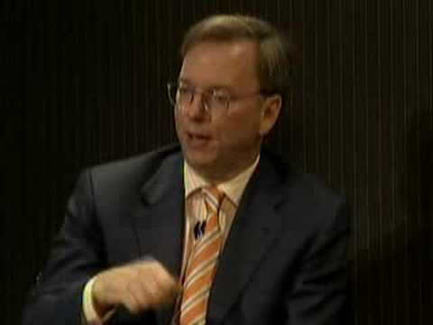 Eric Schmidt on Google Checkout