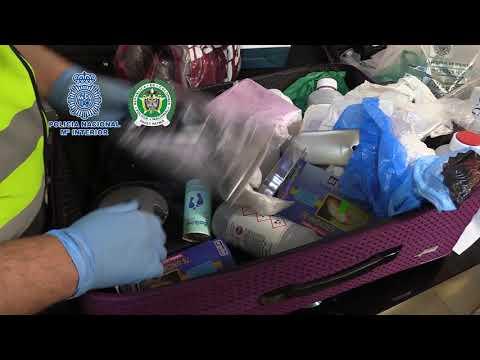 Investigan a narcos gallegos por su vinculación con dos laboratorios para el procesado de coca