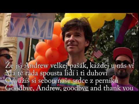 Goodbye Andrew