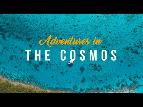 Sailing a Catamaran from Australia into the Pacific. Ep 1 (The Cosmos)