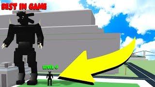 ROBLOX GODZILLA SIMULATOR! *BIGGEST IN GAME*