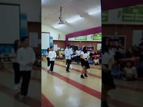 Asian Cultural Night @ Mercer International Middle School