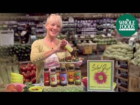 Salad Girl Organic Dressings | Buy Local | Whole Foods Market