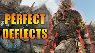 Perfect Deflects - Awesome Fun with Berzerker [For Honor]